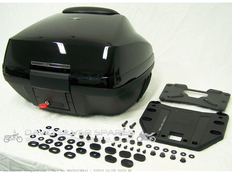 St1300 Honda Top Box re Where to Get Honda Top Box
