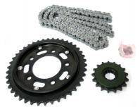 Image of Drive chain and sprocket set