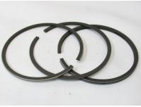 Image of Piston ring set for One piston, 0.75mm oversize