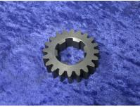 Image of Gearbox main shaft 2nd gear