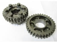Image of Gear box counter shaft 3rd and 4th gear set