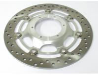 Image of Brake disc, Front Right hand