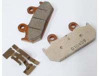 Image of Brake pad set for One Front caliper