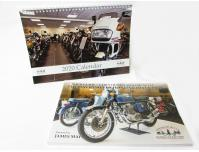 Image of  The David Silver Honda collection Calendar 2019 & Guide book