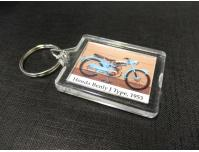 Image of  The David Silver Honda Collection - Key ring - Benly J