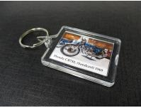 Image of  The David Silver Honda Collection - Key ring - CB750K0
