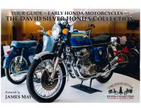 Image of  The David Silver Honda Collection - The Guide Book (Hard-back)