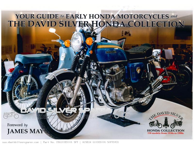 Honda The David Silver Honda Collection - The Guide Book ...