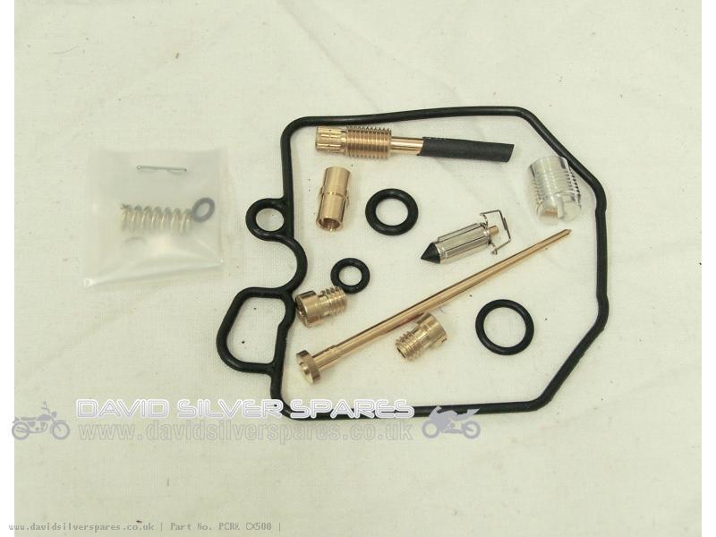 Honda CX500 1978 Carburettor repair kit for one carb  - Parts For