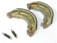 Image of Brake shoe set, Rear
