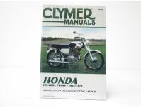Image of Workshop manual by Clymer